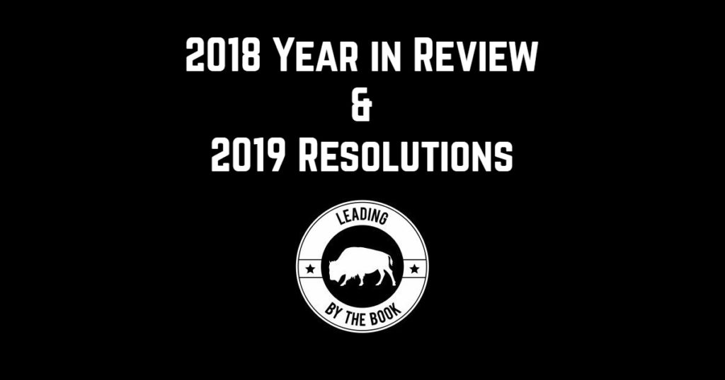 2018 Review & 2019 Resolutions